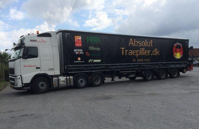 Virksomhed i Flensborg med hestefoder og træpiller