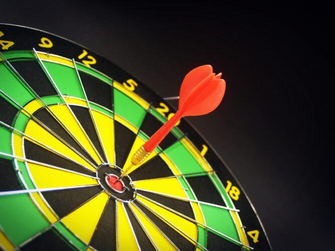 Stor udvalg hos Dartshop specielt indenfor dart